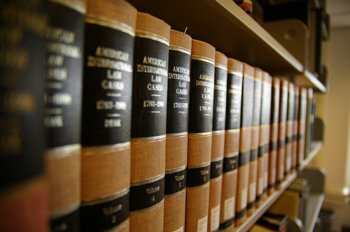 I need books about being a lawyer?!?